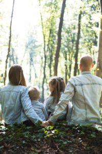 почивка на планина с деца