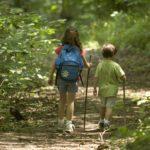 На поход с деца